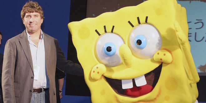 """The SpongeBob SquarePants"" Preview At Tokyo International Anime Fair"