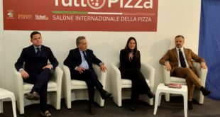 Una pizza dedicata all' Universiade